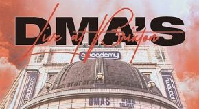 "DMA's – ""Live At Brixton"" – a pre-lockdown treat"