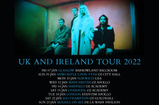 Wolf Alice announce upcoming third album 'Blue Weekend'/2022 UK and Ireland tour